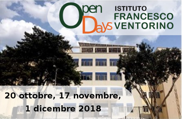 Open Days Istituto Francesco Ventorino Catania